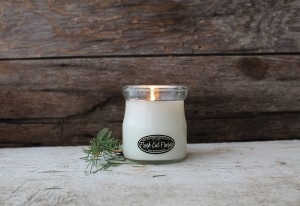 Milkhouse Candles FRESH CUT FRASER Cream Jar