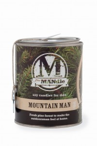 Eco Candle Co. MOUNTAIN MAN Świeca The MANdle