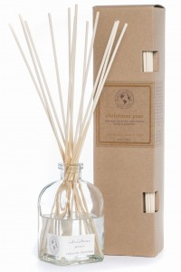 Eco Candle Co. CHRISTMAS PEAR Reed Diffuser