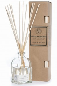Eco Candle Co. WINTER WONDERLAND Reed Diffuser
