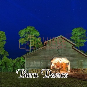 Milkhouse Candles Barn Dance Wosk