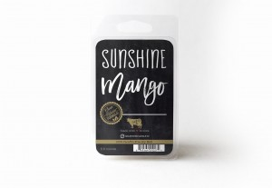 Milkhouse Candles SUNSHINE MANGO Wosk