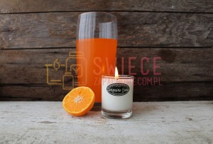 Milkhouse Candles TANGERINE SODA Shot