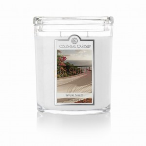 Colonial Candle Large Jar Simple Breeze
