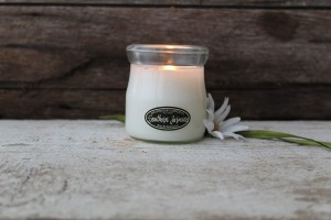 Milkhouse Candles SOUTHERN JASMINE Cream Jar