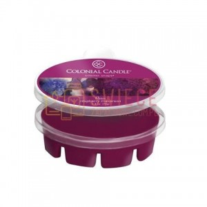 Colonial Candle Simmer Snaps RASPBERRY MACAROON
