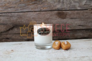 Milkhouse Candles SALTED CARAMEL Shot