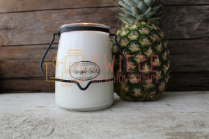Milkhouse Candles PINEAPPLE GELATO Świeca Duża