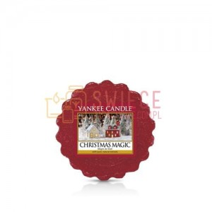 Yankee Candle CHRISTMAS MAGIC Wosk