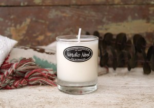 Milkhouse Candles NORDIC NOEL Shot