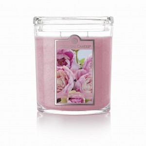 Colonial Candle Large Jar Soft Peony