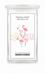 Classic Candle FLAMINGO ISLAND 2 Wick Large Jar