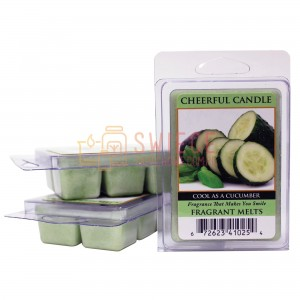Cheerful Candle Cool as a Cucumber Wosk