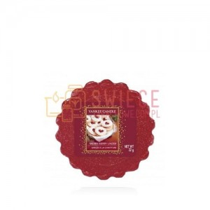 Yankee Candle MERRY BERRY LINZER Wosk