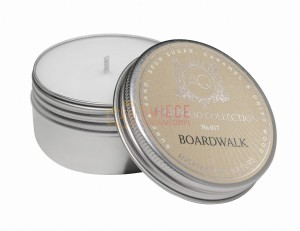 BOARDWALK ~ Soy Travel Tin Candle
