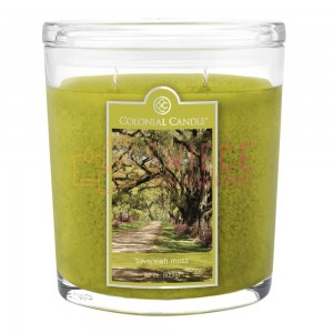 Colonial Candle Large Jar Savannah Moss