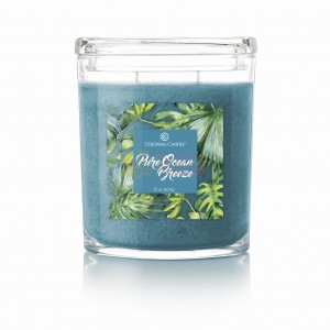 Colonial Candle Large Jar PURE OCEAN BREEZE