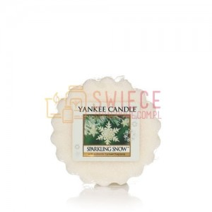 Yankee Candle Sparkling Snow Wosk