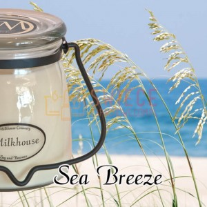 Milkhouse Candles SEA BREEZE Świeca Średnia