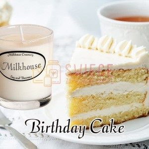 Milkhouse Candles BIRTHDAY CAKE Shot