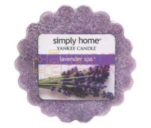 Yankee Candle Lavender Spa Wosk