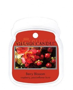 Village Candle Berry Blossom Wosk