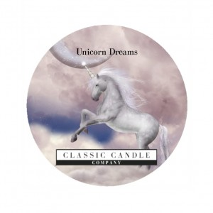 Classic Candle UNICORN DREAMS MiniLight