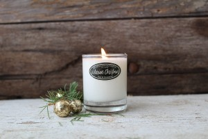 Milkhouse Candles VICTORIAN CHRISTMAS Shot