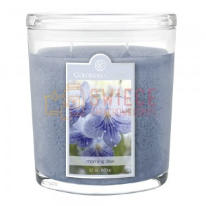 Colonial Candle Large Jar Morning Dew