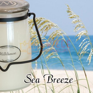 Milkhouse Candles SEA BREEZE Świeca Duża