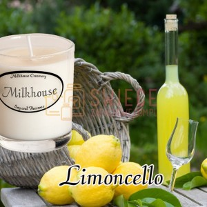 Milkhouse Candles LIMONCELLO Shot
