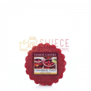 Yankee Candle Cranberry Twist Wosk