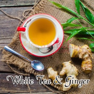Milkhouse Candles WHITE TEA & GINGER Wosk