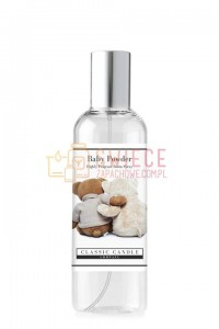 Classic Candle BABY POWDER Room Spray