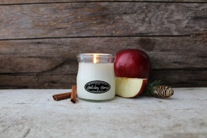 Milkhouse Candles HOLIDAY HOME Cream Jar
