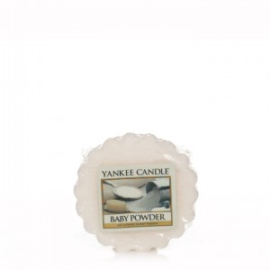 Yankee Candle Baby Powder Wosk