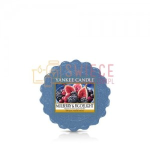 Yankee Candle MULBERRY & FIG DELIGHT Wosk