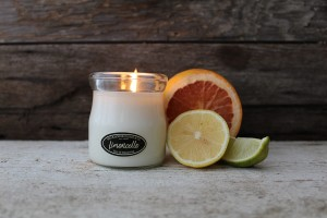 Milkhouse Candles LIMONCELLO Cream Jar