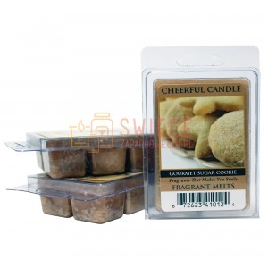 Cheerful Candle Gourmet Sugar Cookie Wosk