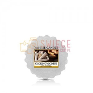 Yankee Candle CRACKLING WOOD Wosk