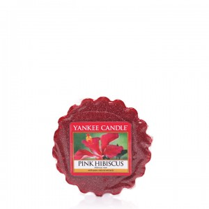 Yankee Candle Pink Hibiscus Wosk