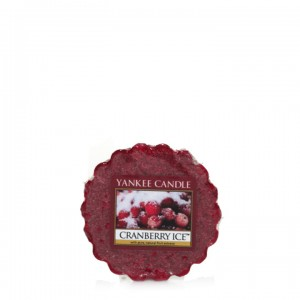 Yankee Candle Cranberry Ice Wosk