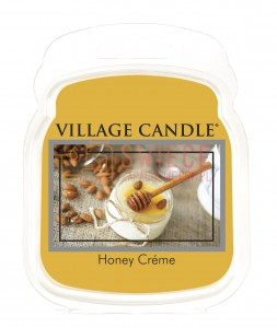 Village Candle Honey Creme Wosk