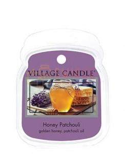Village Candle  Honey Patchouli Wosk