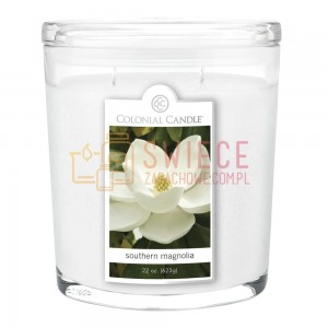 Colonial Candle Large Jar Southern Magnolia