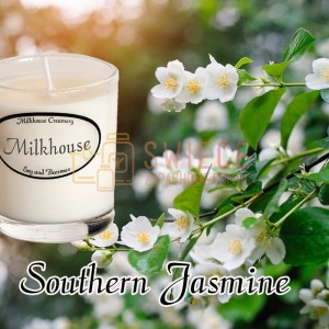 Milkhouse Candles SOUTHERN JASMINE Shot