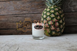 Milkhouse Candles PINEAPPLE GELATO Shot