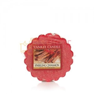 Yankee Candle Sparkling Cinnamon Wosk