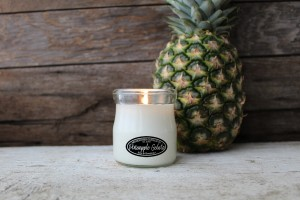 Milkhouse Candles PINEAPPLE GELATO Cream Jar