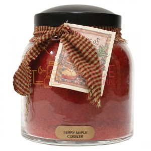 Cheerful Candle BERRY MAPLE COBBLER Świeca Duża Papa